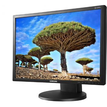 SAMSUNG SYNCMASTER 2443BW LCD TN 24' PIVOT DVI VGA