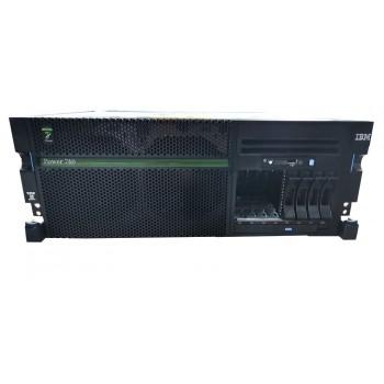 SERWER IBM POWER 740 8x2,5 3.55GHZ 128GB 2x1725W