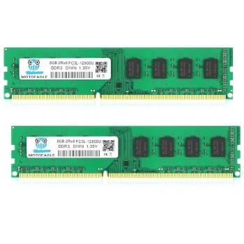 MOTOEAGLE 16GB 2x8GB KIT PC3L-12800U CL11 NON-ECC